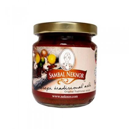 Sambal Anchovies Original Traditional Kampung Recipe from Malaysia
