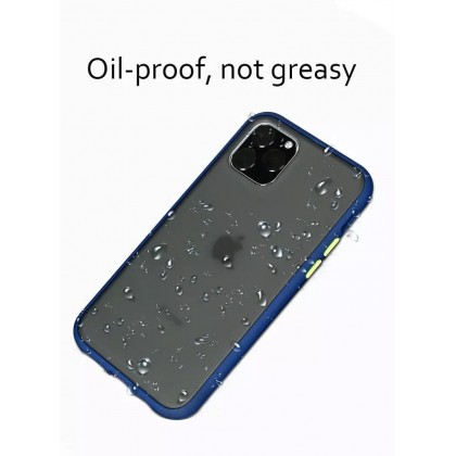 IPhone Matte Cover Shockproof Anti-Drop Anti-slip Casing for iPhone 11 Pro max 6s 6 7 8 Plus XS max XR