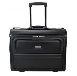 Slazenger SZ1101 Pilot Case Business Laptop Bag with Trolley