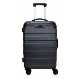 Slazenger SZ2528 ABS Expandable Spinner Hardcase Luggage 28-inch Grey