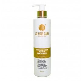 UG Nourish & Repair Natural Hair Shampoo 200ml