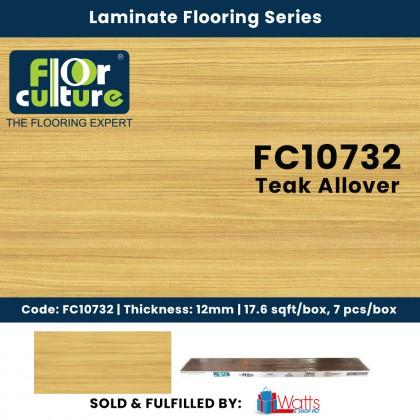Floor Culture AC3 12mm Laminate Flooring