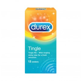 Durex 12's Tingle