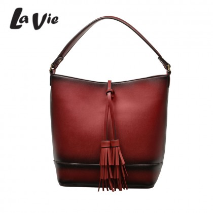 La Vie Vinz Hobo Handbag Parisian Inspired Design