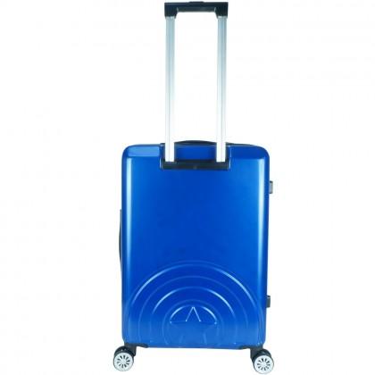 Marvel Avengers Endgame VAA1915 Captain America-inspired 20-inch PC-ABS Hardcase Luggage