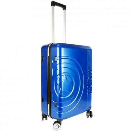 Marvel Avengers Endgame VAA1915 Captain America-inspired 24-inch PC-ABS Hardcase Luggage