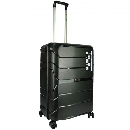 Giordano GA9829 Unbreakable 20-inch PP Hardcase Luggage with 3-Point Lock System