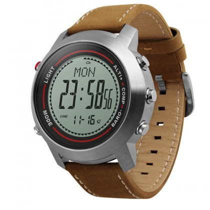 Bozlun MG03 Smart Watch with Compass, Hiking, Pedometer, Barometer & Altimeter Multi-functional Watch