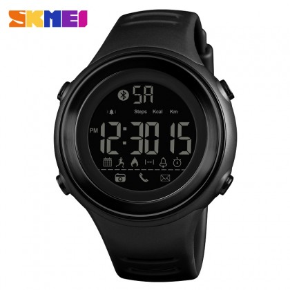 SKMEI SKS396 Smart Watch Pedometer, Call and App Reminder & Remote Camera Sports Watch