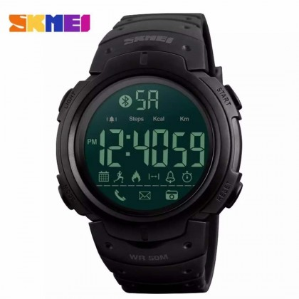 SKMEI SKS301 Smart Watch Smart Watch Pedometer, Call And App Reminder & Remote Camera Sports Watch