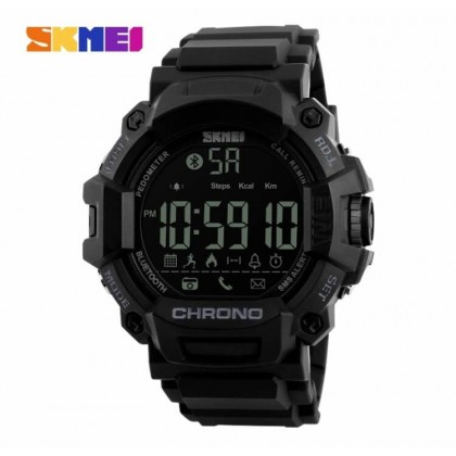 SKMEI SKS249 Smart Watch Pedometer, Call And App Reminder & Remote Camera Sports Watch