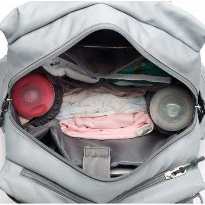 Dazz Multi-compartment Fashion Women Baby Diaper Bag