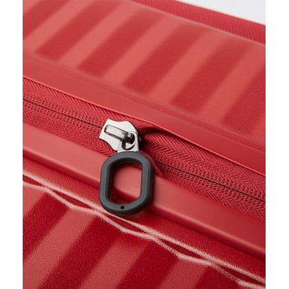Echolac Celestra PC183F 28-inch PC Spinner Case Double Zipper Luggage