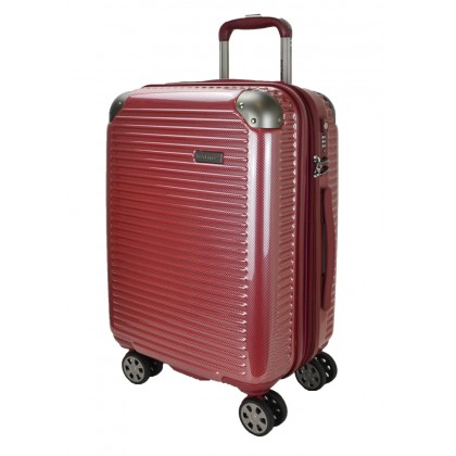 Hush Puppies 694021 20-inch ABS PC Expandable Hardcase Luggage Double Zipper