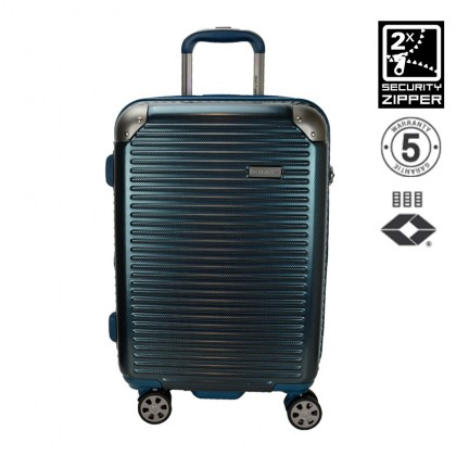 Hush Puppies 694021 25-inch ABS PC Expandable Hardcase Luggage Double Zipper