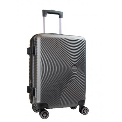 TravelTime Double-Zipper 28-inch Expandable Anti-Theft Hardcase Luggage TT6113