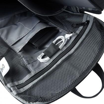 CAT Tarp Power NG Verso Waterproof 13-inch Bi-Pocket Laptop Backpack